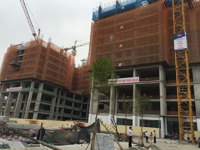 Dự án Việt Đức Complex