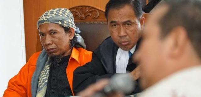 Sidang Ketua JAD Bom Thamrin di PN Jaksel, Situasi Tegang