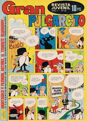 Don Polillo, Gran Pulgarcito nº 39 (20 de octubre de 1969)