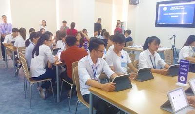 dạy học trên mạng trực tuyến online