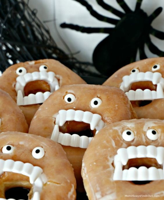 vampire doughnuts recipe