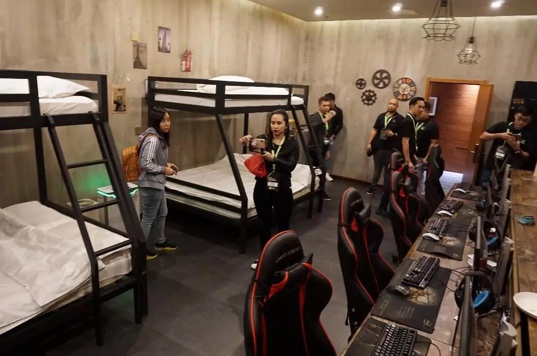 Winter Gaming Hotel
