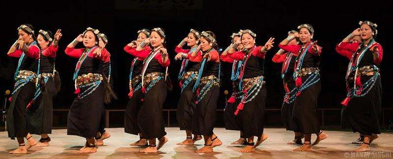 Ho Ajina Folk Dance Arunachal Pradesh