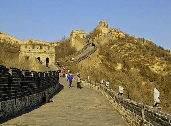 Tempat Wisata Dunia Tembok Besar China