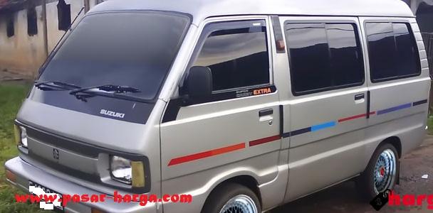 Harga Mobil Suzuki Futura