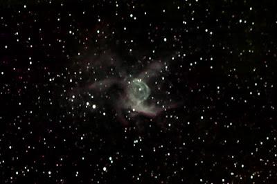 """NGC 2359, nebulosa """"Casc de Thor"""" - 16/03/2021"""