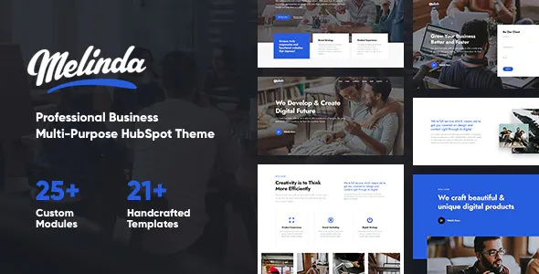 Best Multi-Purpose HubSpot Theme