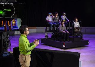 Disney Imagineering VR Ride