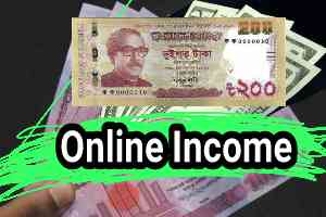 1000 Taka Per Day Earning Payment BKash App | Online income 2022