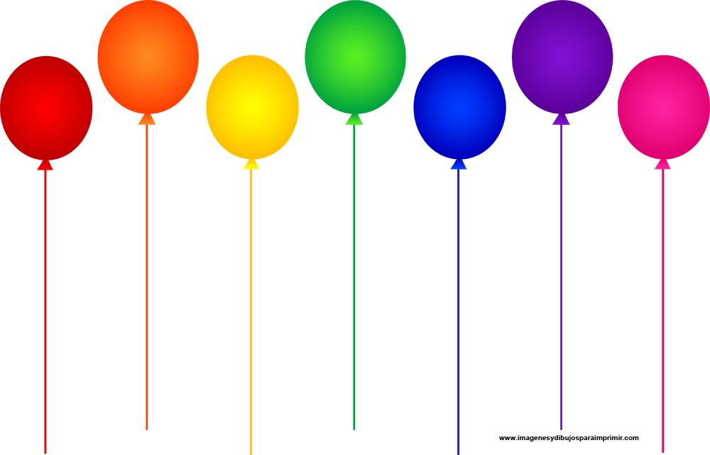 Dibujos de globos imagenes y dibujos para imprimir - Dibujos en colores para imprimir ...