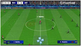 Download PES 2022 PPSSPP Hair 2K TM ARTS Fix Champions League & New Transfer And Kits Season 2021-22