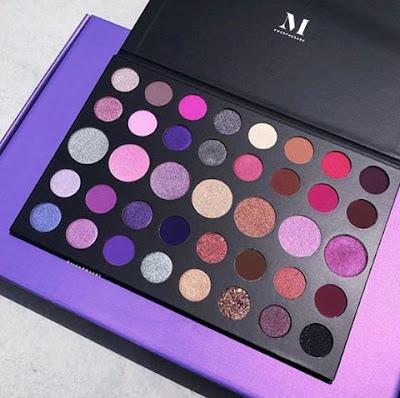 Morphe violet