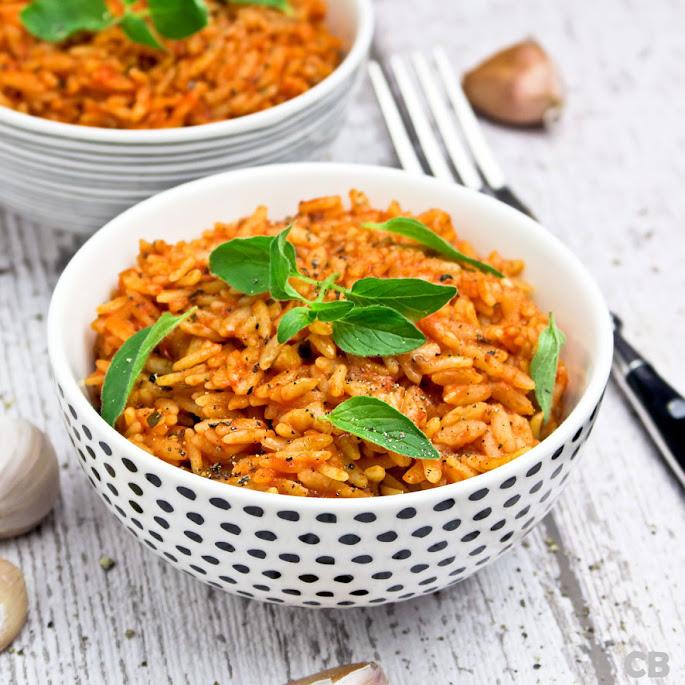 Recept: zo maak je zelf Griekse tomatenrijst!