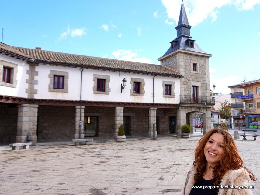 Plaza Guadarrama