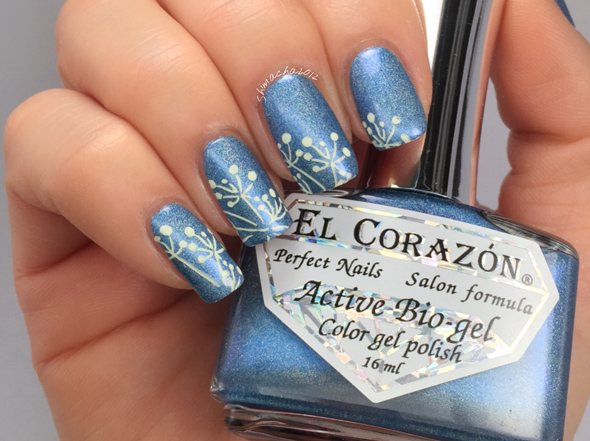 El Corazon: Active Bio Gel Polish Prisma No. 423/37