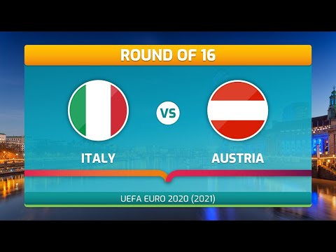 Italy vs Austria Live UEFA Euro 2020 : Date and where to watch on TV and online