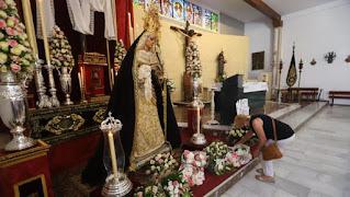 La Soledad de Córdoba ya reina en Santa María de Guadalupe