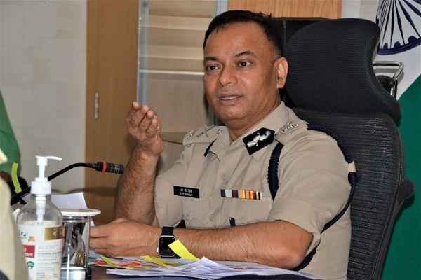 faridabad-police-total-challan-without-mask-news