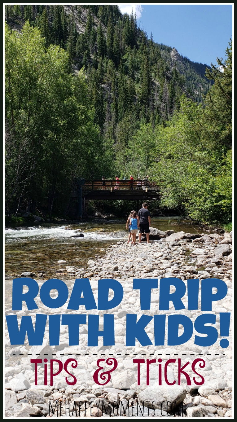 road trip with kids tips and tricks Pinterest