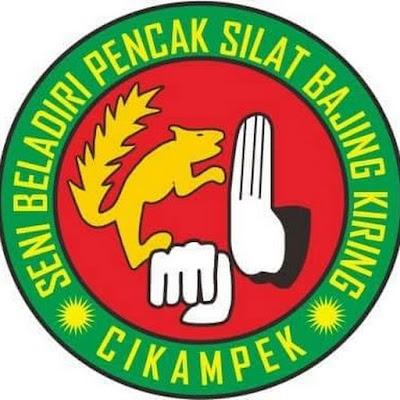 logo / lambang  Perguruan Pencak Silat Bajing Kiring