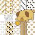 Kit digital Dog Cute gratis