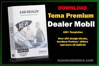 Auto Dealer Theme Demo