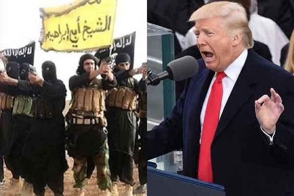 राष्ट्रपति डोनाल्ड ट्रम्प का धमाकेदार बयान 'बहुत नीच हैं ISIS के आतंकवादी, गंदे चूहे जैसे हैं'