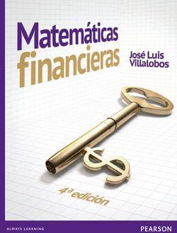 Matemáticas Financieras Villalobos 4ª Edición