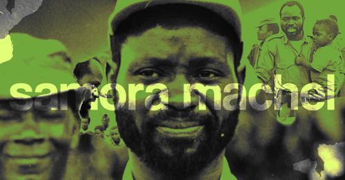 Samora Machel – O Nosso Poder é o Poder do Povo