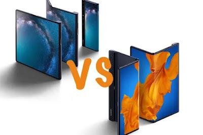 Huawei-Mate-X-Vs-Huawei-Mate-Xs