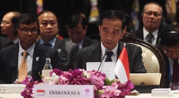 Jokowi Suarakan Isu Rohingya dan Palestina di KTT ASEAN