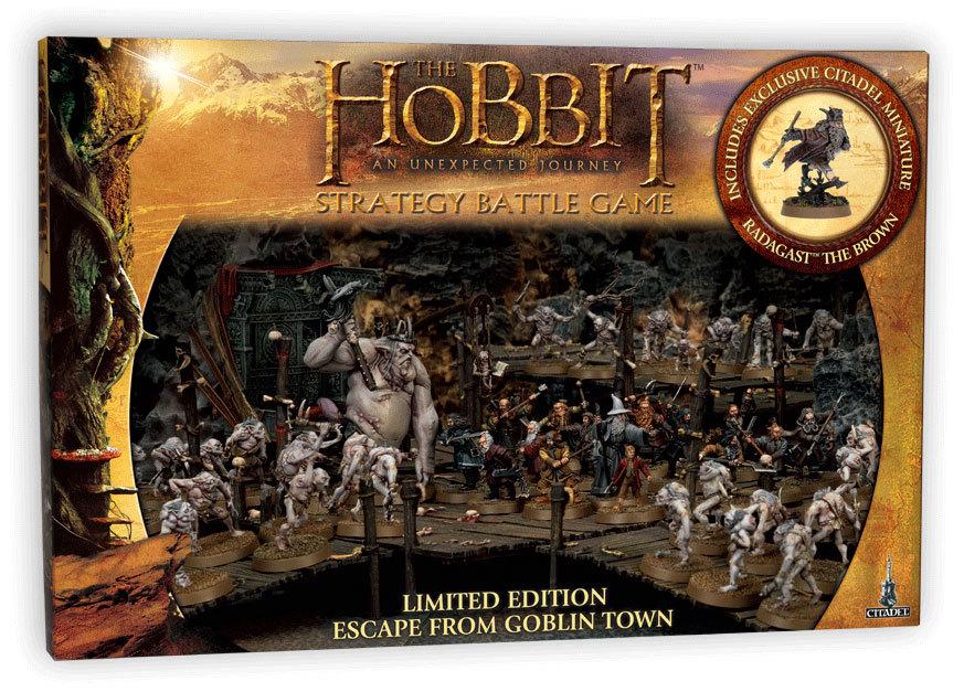 Battleground Hobbies Advance Order The Hobbit An
