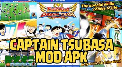 Download Captain Tsubasa: Dream Team v1.11.0 Mod Apk (Weak Enemy)