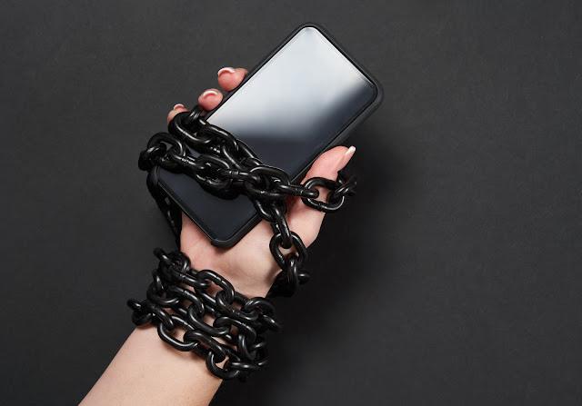 Como reducir el uso del móvil