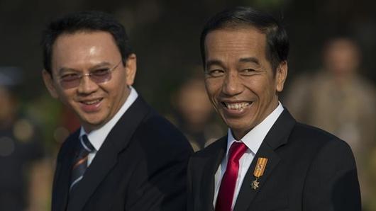 Ahok adalah Upaya Jokowi Berperang Melawan Mafia Migas...
