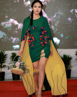 Fashion Show in Mizoram