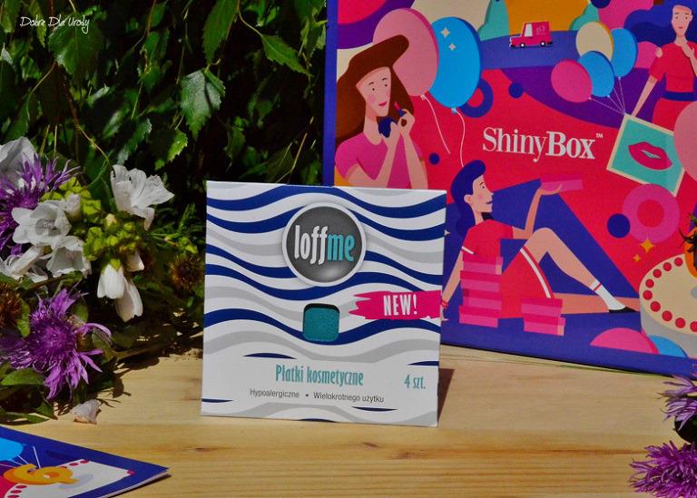 6 years together ... Urodzinowe pudełko Shiny Box Loffme