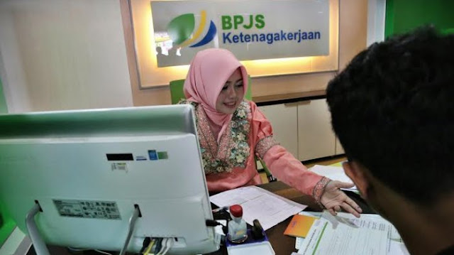 Cara pencarian BLT BPJS Ketenagakerjaan