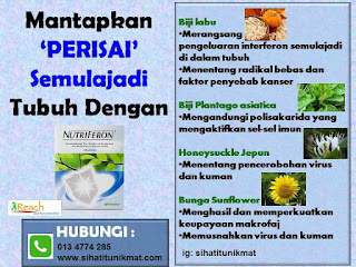 ingredients nutriferon