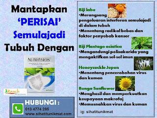 ingredients nutriferon