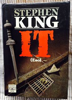 Portada del libro It, de Stephen King