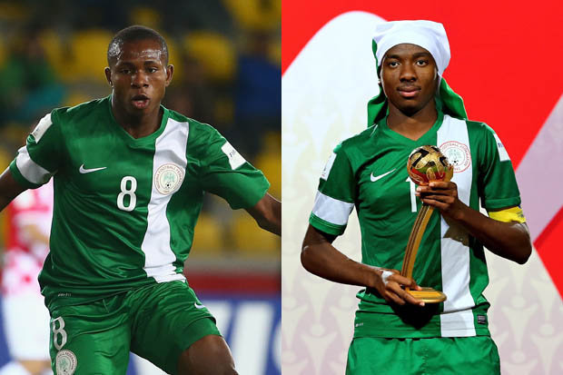 4803be93aff Arsenal set to sign two Nigerian youngsters