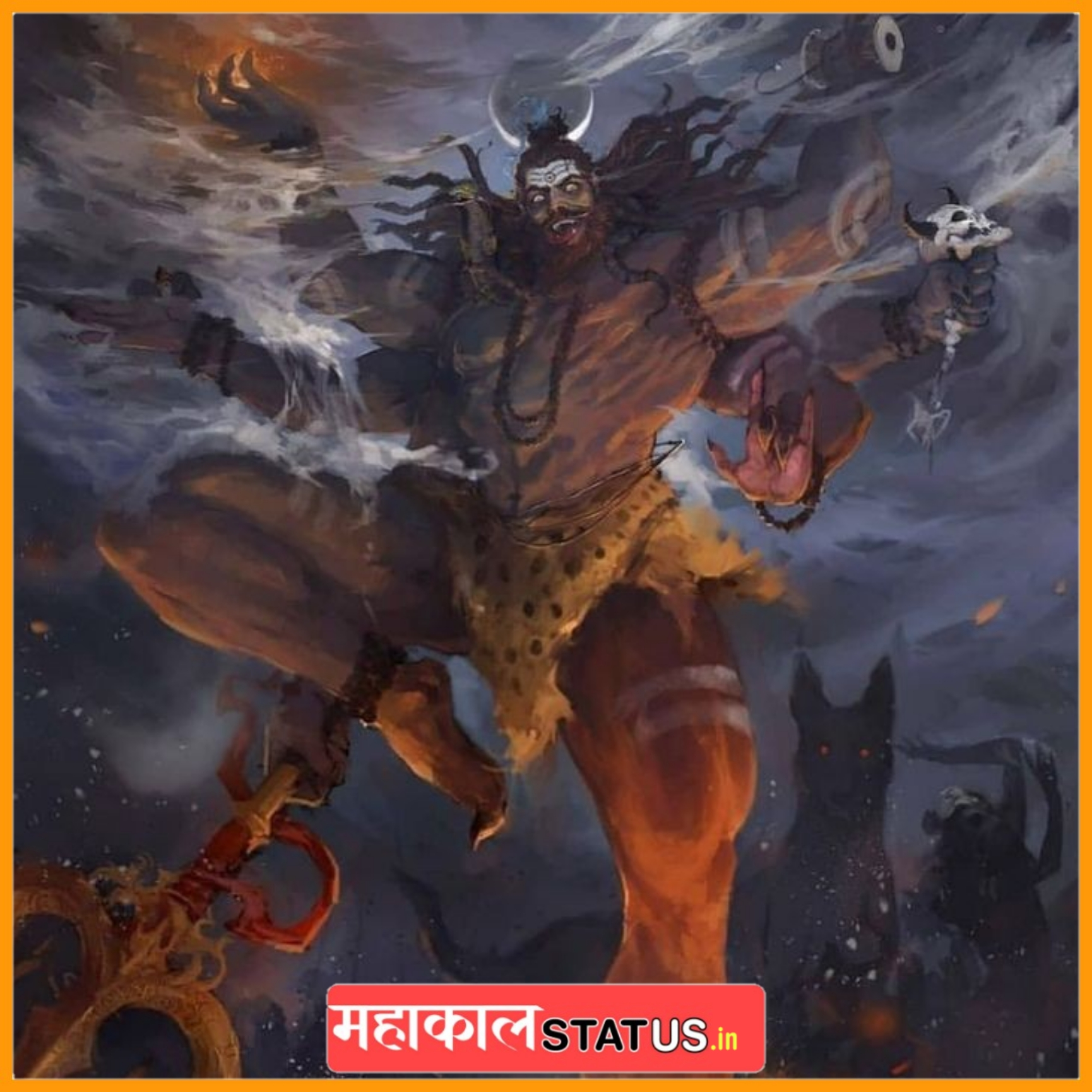 Lord shiv images