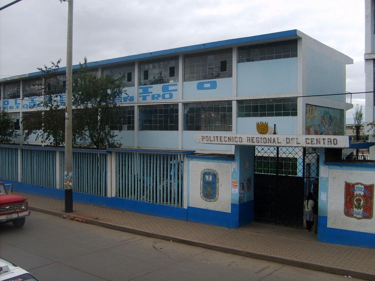 CEBA POLITÉCNICO REGIONAL DEL CENTRO - El Tambo