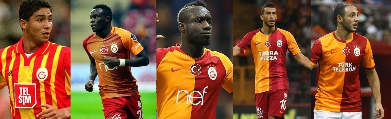 Galatasaray'ın en pahalı transferleri..