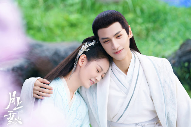 C-drama Ratings and Celeb Rankings (week starting Jun 1)