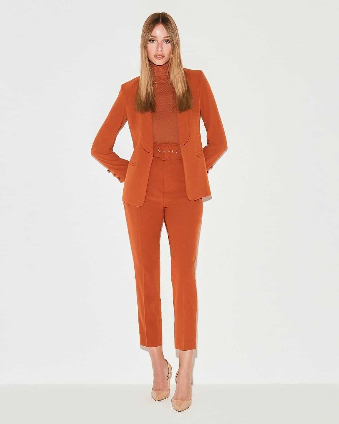 trajes invierno 2021 mujer