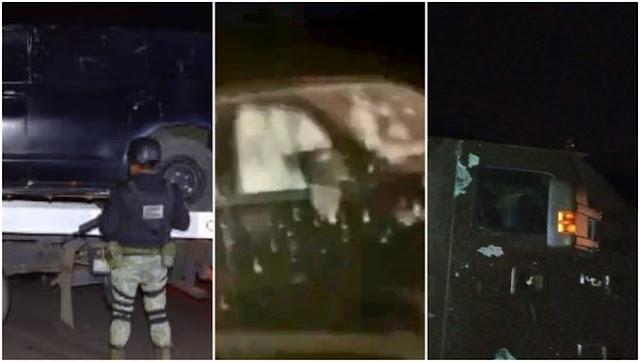 Fotos: Decenas de Sicarios muertos, 30 camionetas aseguradas, el saldo de los enfrentamientos entre el CJNG - Carteles Unidos - Guardia Nacional en Michoacán