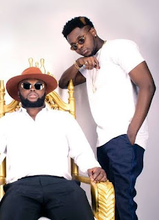Emperor Geezy and Kiss Daniel