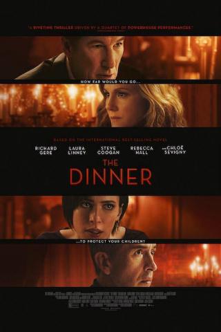 The Dinner [2017] [DVDR] [NTSC] [Subtitulado]
